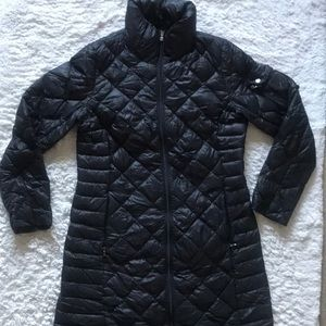 Ralph Lauren Black Down Winter Jacket Size M